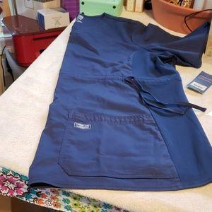 Maternity core stretch top